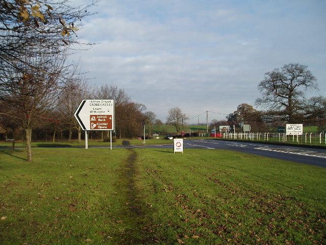 Siddington Crossroads