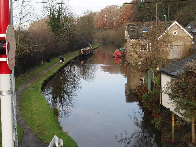 Macclesfield Canal  Fools Nook