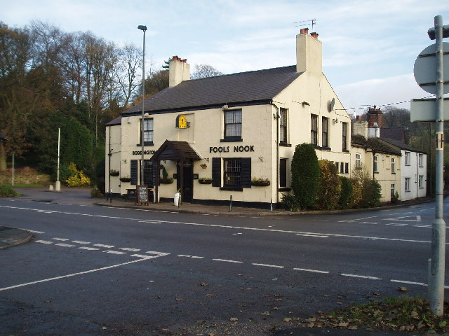 The Fools Nook Public House