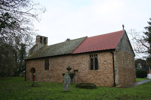 St.Edith's church, Coates by Stow, Lincs.