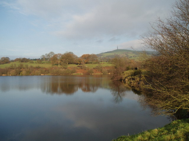 Bosley Reservoir  (South east end)