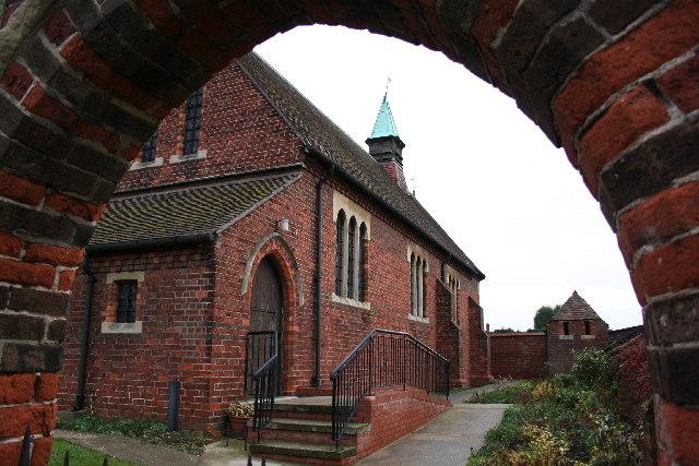 St.Hugh's church, Sturton by Stow, Lincs.