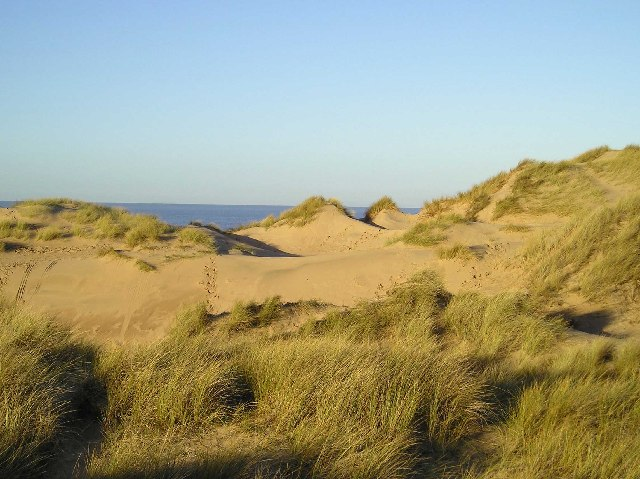 Sand Dunes, Formby