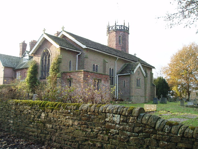 St Catherine's Church, Birtles Lane, Birtles