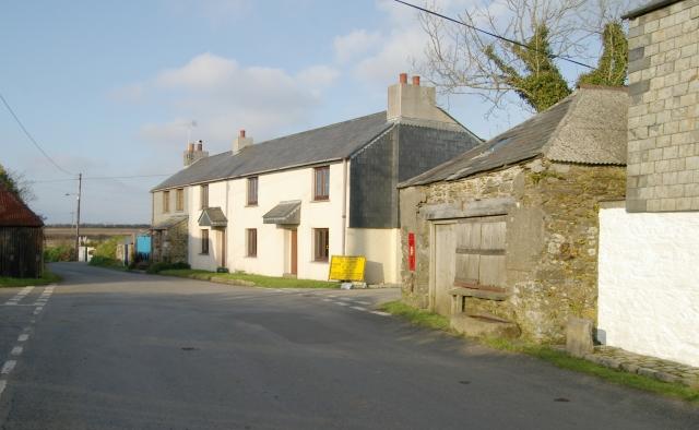 Longlands Cross, near Saltash