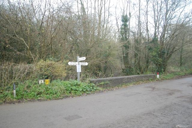 Junction, West Kingsmill, near Saltash