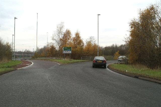 Round Runcorn's roads