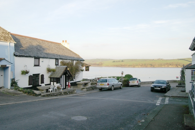 The Crooked Spaniards public house, Cargreen
