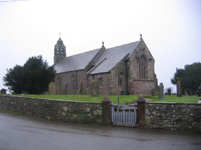 Lamplugh Church.