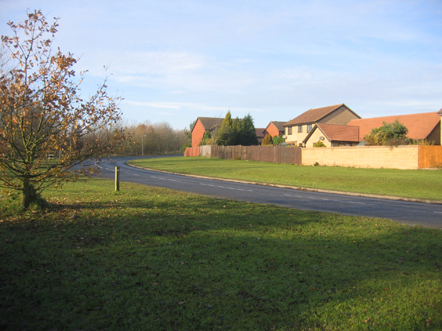 Saxon Way, Bar Hill, Cambs