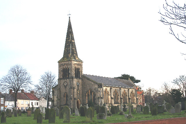 Rawcliffe Near Goole, Rawcliffe Church