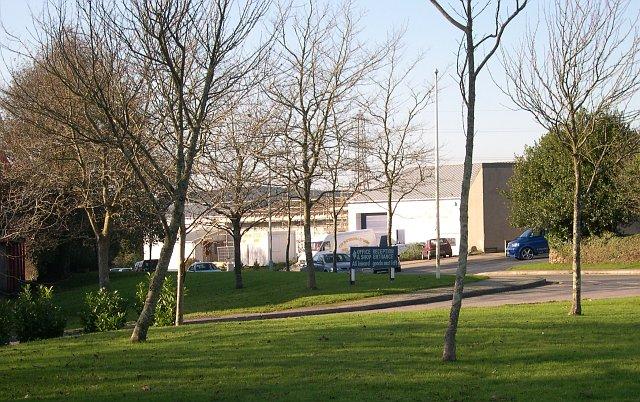 Commercial Estate at Threemilestone