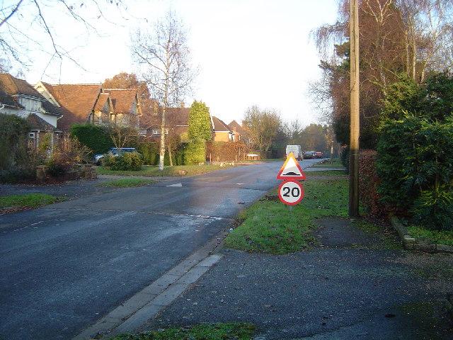 Radlett: The Ridgeway