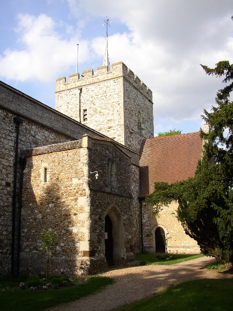 Church of St. Mary, Pirton