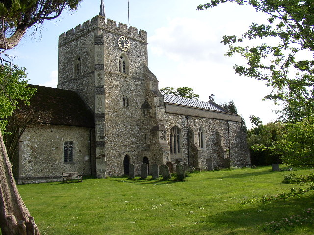 Church of St. Mary, Pirton, north side