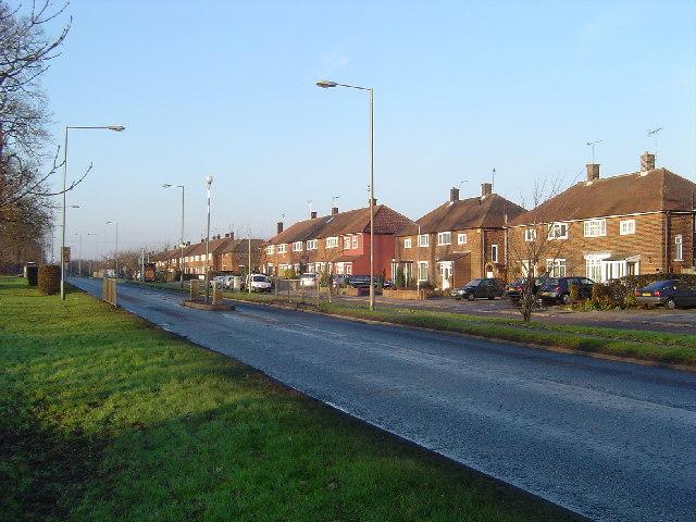Borehamwood: Theobald Street