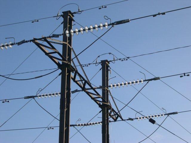 Electricity Pylon (detail)