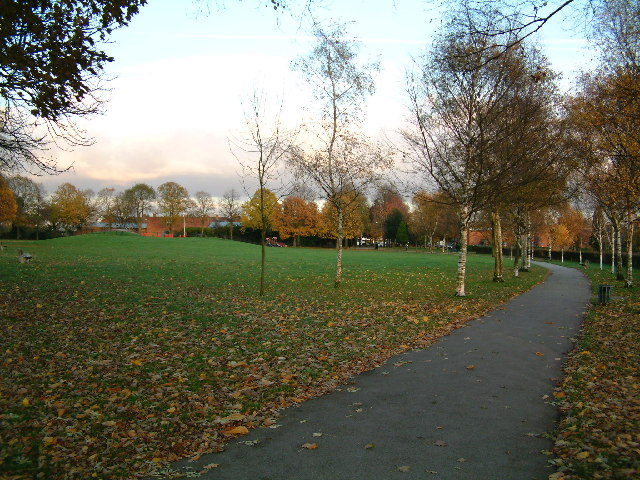 Shirley Park, Shirley