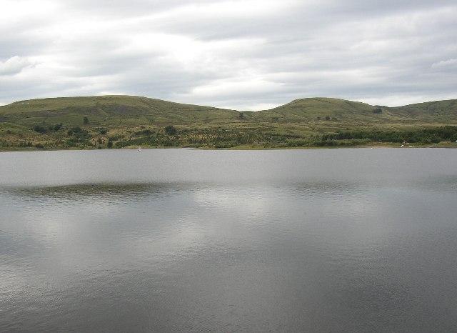 Watergrove Reservoir, Wardle