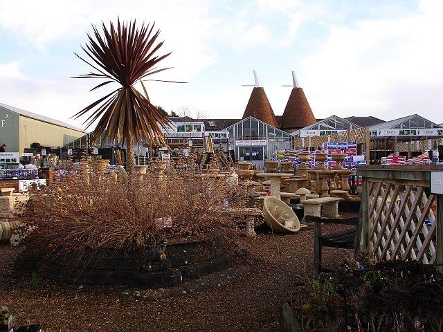 Notcutts Garden Centre