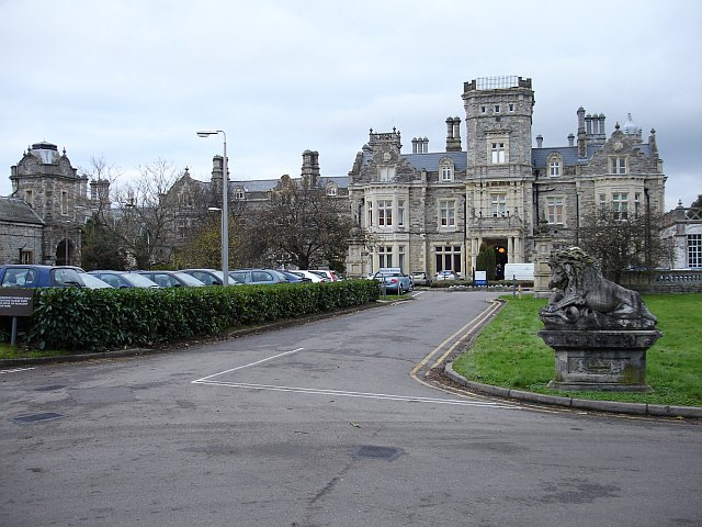 Preston Hall hospital
