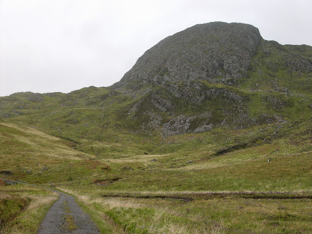 Knoydart - Inverie to Sandaig and Airor.