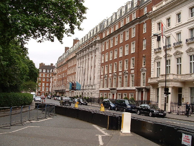 Grosvenor Hotel London Addreb