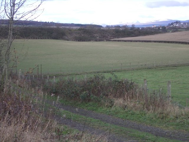 Fields near Bannockburn