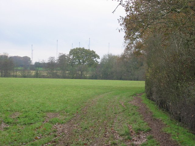 Old Plough Field.