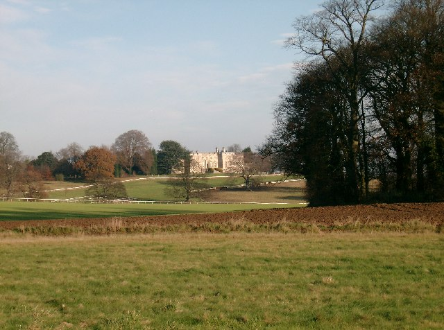 Hazlewood Castle