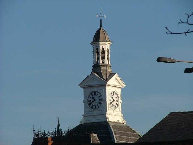 Town Hall Clock Retford
