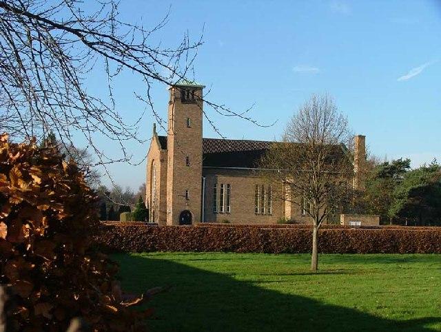 St.Josephs Roman Catholic Church Retford