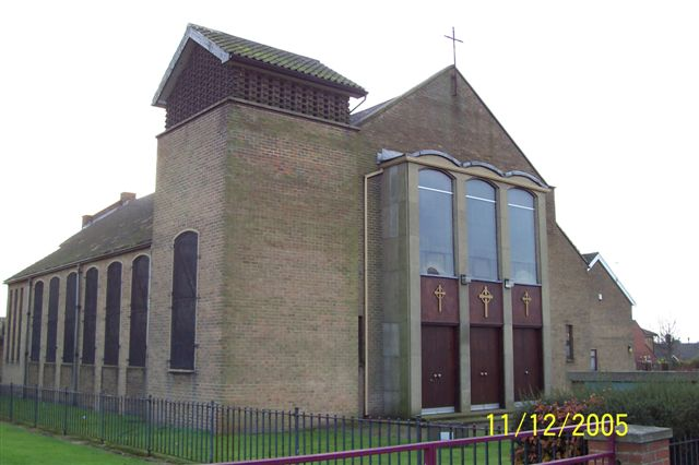 St Patrick's Church