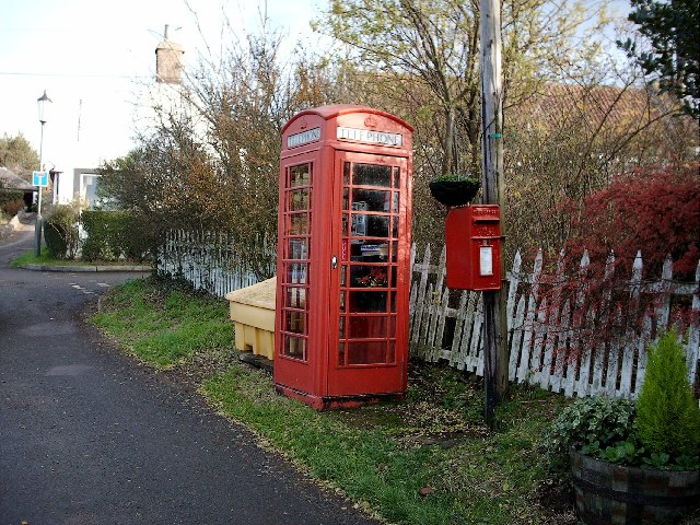 Telephone Box Balmerino