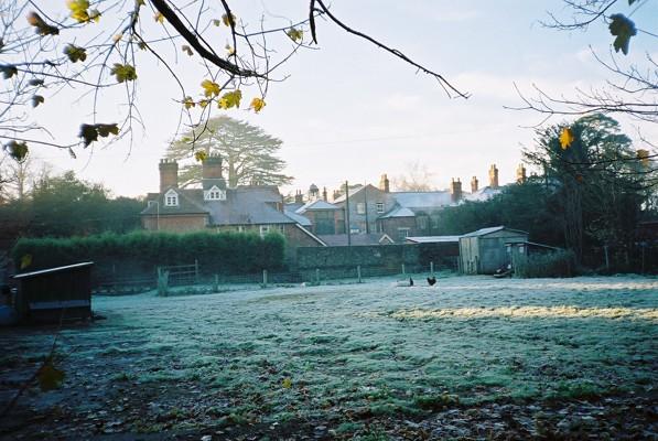 St Katherine's Convent, Parmoor
