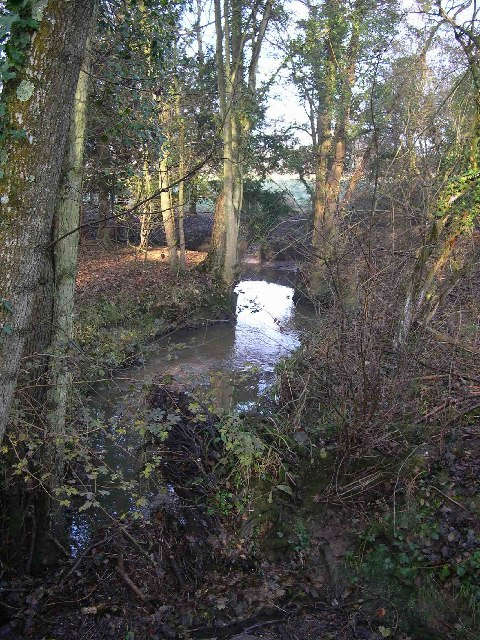 Stream near Ridge Farm