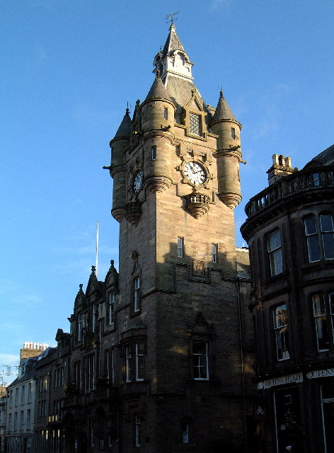 Hawick Town Hall