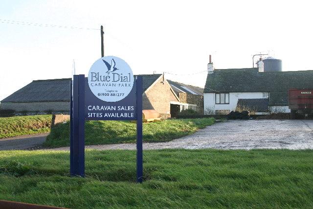 Blue Dial Caravan Site