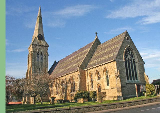 Carlton RC Church, near Selby
