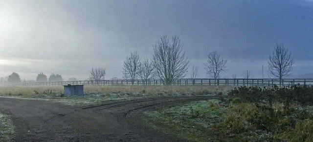 Farmland near Theobalds Manor, Bulls Cross