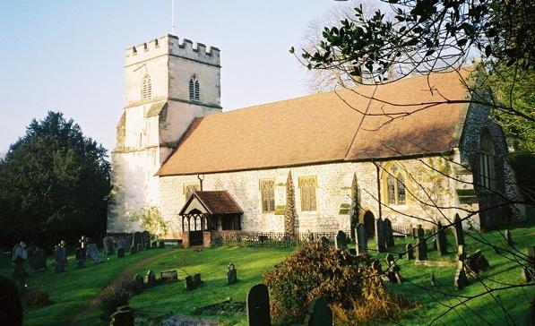 St Peter and St Paul's, Medmenham