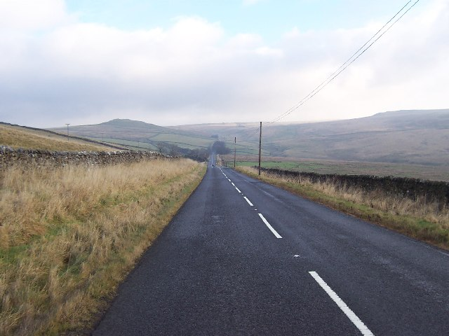 B6265 at Fancarl Top