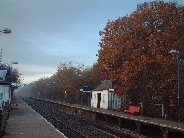 Denham Golf Club Station