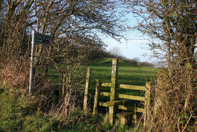 Stile and Public Footpath
