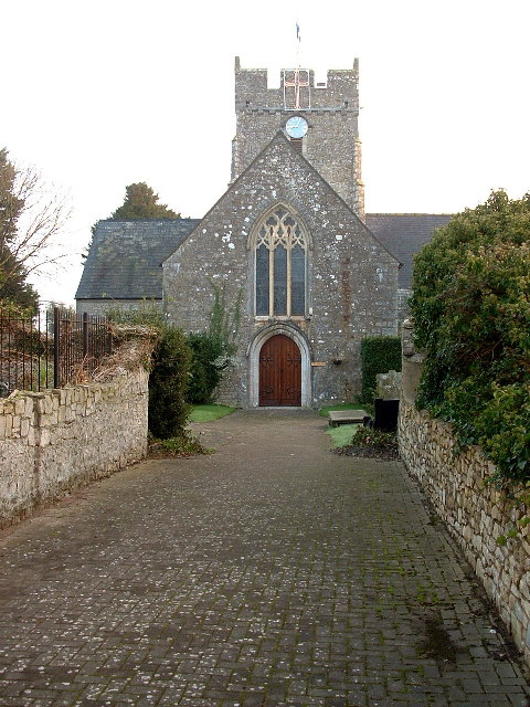 St Tathan Parish Church
