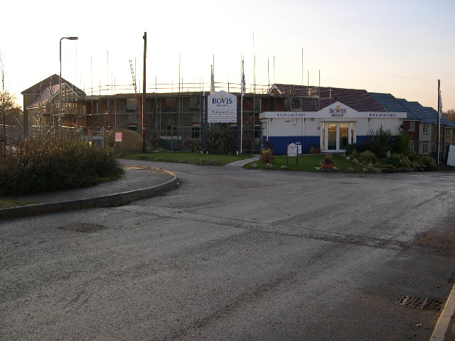 New Houses, Whiteley