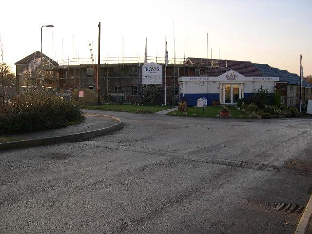 New Houses, Whiteley