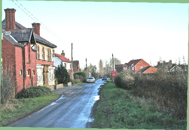Fenwick Village Near Doncaster