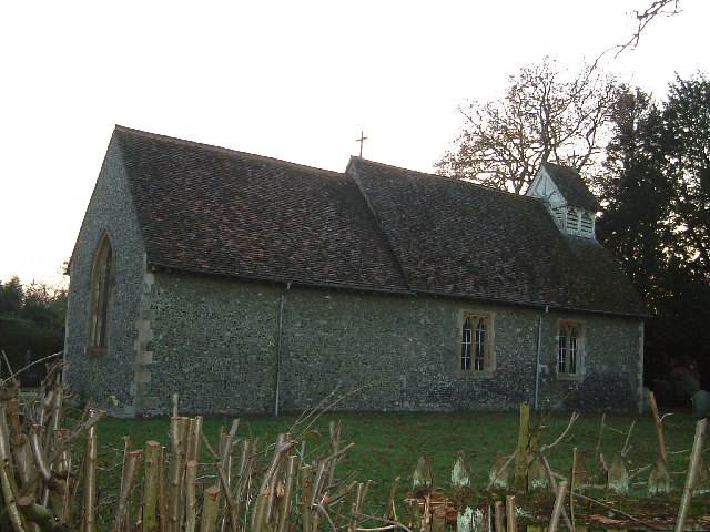 St. Laurence's Church, Cholesbury - From North