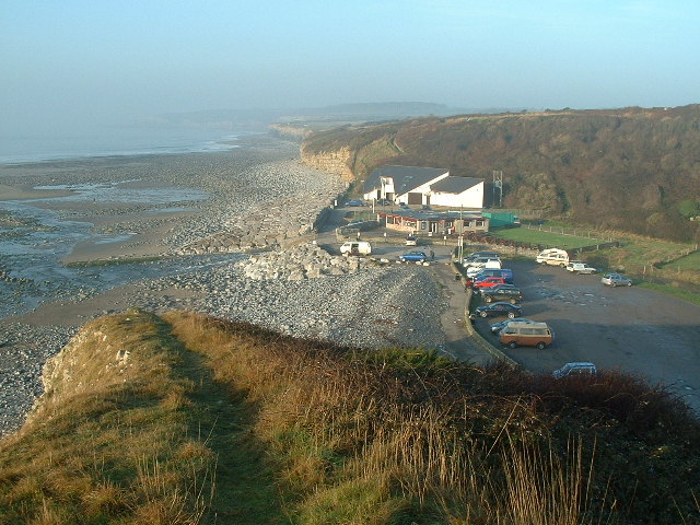 Car Park at Col-huw Point
